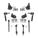 1ASFK01084-Dodge Dakota Durango Suspension Kit