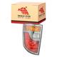 1ALTL00495-2006-08 Honda Ridgeline Tail Light