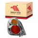 1ALTL00378-2002-04 Nissan Altima Tail Light Driver Side