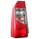 1ALTL00233-2000-01 Nissan Xterra Tail Light Driver Side