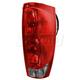 1ALTL00296-2002 Chevy Tail Light Passenger Side