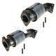 1AEMK00150-Catalytic Converter Pair