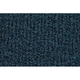 ZAICK07517-1989 Chevy R2500 Truck Complete Carpet 4033-Midnight Blue