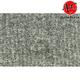 ZAICK11132-1993-96 Pontiac Grand Prix Complete Carpet 4666-Smoke Gray