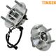 TKSHS00124-2006-08 Dodge Ram 1500 Truck Wheel Bearing & Hub Assembly Pair  Timken HA500100  SP500101