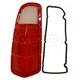 1ALTL00158-Tail Light Lens Driver Side