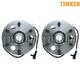 TKSHS00117-Wheel Bearing & Hub Assembly Timken SP550307