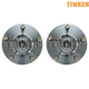 TKSHS00110-2004-08 Mitsubishi Galant Wheel Bearing & Hub Assembly Timken HA590129