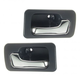 1ADHS00045-1990-93 Honda Accord Interior Door Handle Pair