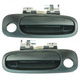 1ADHS00043-1998-02 Chevy Prizm Toyota Corolla Exterior Door Handle Pair