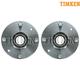 TKSHS00100-Kia Sephia Spectra Wheel Bearing & Hub Assembly Pair  Timken 512200