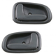 1ADHS00050-1993-97 Geo Prizm Toyota Corolla Interior Door Handle Pair