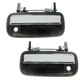 1ADHS00062-1989-95 Toyota 4Runner Pickup Exterior Door Handle Pair