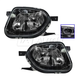 1ALFP00312-Mercedes Benz E320 E350 E500 Fog / Driving Light Pair