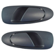 1ADHS00092-1992-95 Honda Civic Exterior Door Handle Pair