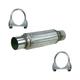 1AEMK00012-Universal Flex Pipe (2.5