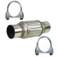 1AEMK00010-Universal Flex Pipe (2.5