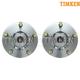 TKSHS00109-Mitsubishi Eclipse Galant Wheel Bearing & Hub Assembly Timken HA590128
