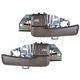 1ADHS00132-1992-96 Toyota Camry Interior Door Handle Pair