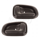 1ADHS00138-1993-97 Geo Prizm Toyota Corolla Interior Door Handle Pair