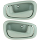 1ADHS00121-1998-02 Chevy Prizm Toyota Corolla Interior Door Handle Pair