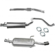 1AEMK00105-Saab 9-3 900 Complete Cat Back Exhaust System