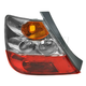 1ALTL00764-2004-05 Honda Civic Tail Light Driver Side