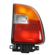 1ALTL00817-1996-97 Toyota Rav4 Tail Light Passenger Side