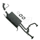 1AEMK00061-Muffler with Gaskets