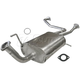 1AEMK00055-Muffler with Gaskets