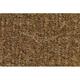 ZAICK07695-1974 Ford F100 Truck Complete Carpet 4640-Dark Saddle