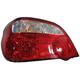 1ALTL00651-2004-05 Subaru Impreza Tail Light Driver Side
