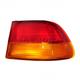 1ALTL00660-1996-98 Honda Civic Tail Light Passenger Side