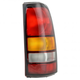 1ALTL00626-GMC Tail Light Passenger Side