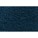 ZAICK07983-1974 Dodge D200 Truck Complete Carpet 7879-Blue