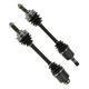 CAACS00014-CV Axle Shaft Front Pair A1 Cardone 66-8095  66-8097