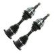 CAACS00003-CV Axle Shaft Front Pair A1 Cardone 66-1052