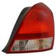1ALTL00527-2001-03 Hyundai Elantra Tail Light