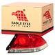 1ALTL00539-Mitsubishi Lancer Tail Light Passenger Side