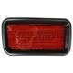 1ALTL00564-2000-04 Mitsubishi Montero Sport Bumper Reflector