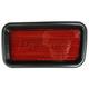 1ALTL00565-2000-04 Mitsubishi Montero Sport Bumper Reflector Passenger Side Rear