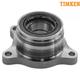 TKAXX00017-Wheel Hub Bearing Module Rear Passenger Side Timken HA590050