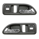 1ADHS00584-1994-97 Honda Accord Interior Door Handle Pair