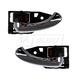 1ADHS00590-2007-11 Toyota Camry Interior Door Handle Pair