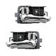 1ADHS00597-2000-03 Nissan Sentra Interior Door Handle Pair