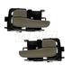 1ADHS00596-2000-03 Nissan Sentra Interior Door Handle Pair