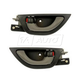 1ADHS00563-2011-13 Honda FIT Interior Door Handle Pair