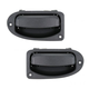 1ADHS00566-1998-11 Ford Ranger Exterior Door Handle Pair Rear