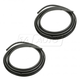 1AWSK00268-Ford Door Weatherstrip Seal Pair