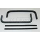 1AWSK00283-1960-63 Vent Glass Window Weatherstrip Seal